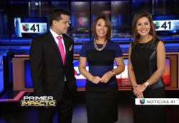 News Promos: Univision's Network and Local Talent