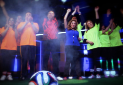 World Cup 2014 – Promotional Spot with Local News Anchors